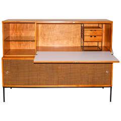 Paul McCobb Cabinet and Desk Unit