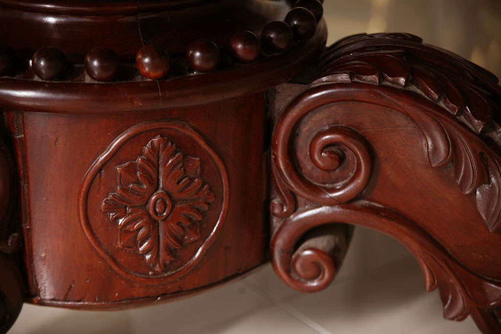 William IV Mahogany Center/Dining Table For Sale 3