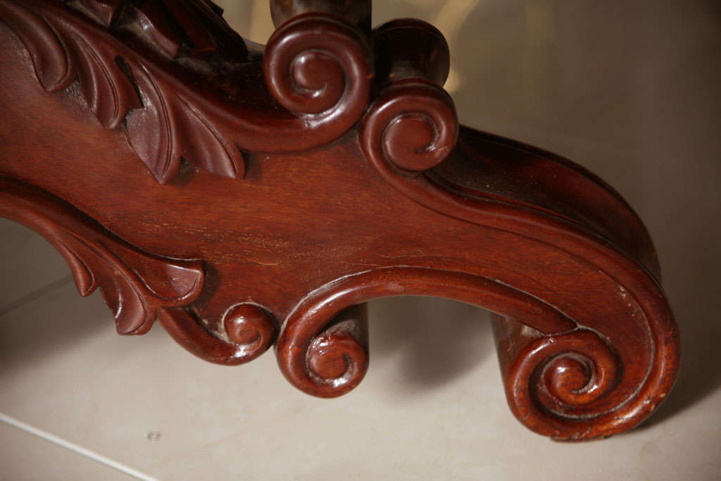 William IV Mahogany Center/Dining Table For Sale 4