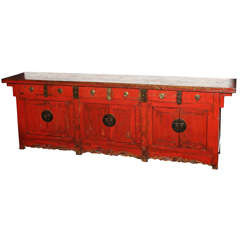 Long Sideboard