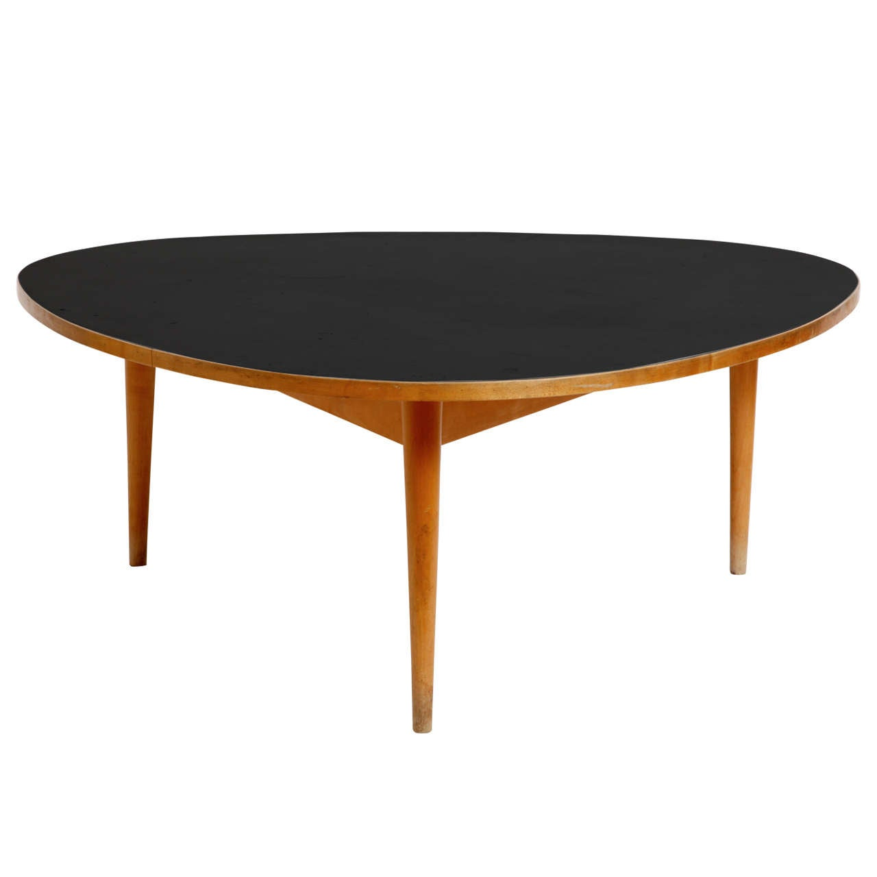 table by max bill at 1stdibs. Black Bedroom Furniture Sets. Home Design Ideas