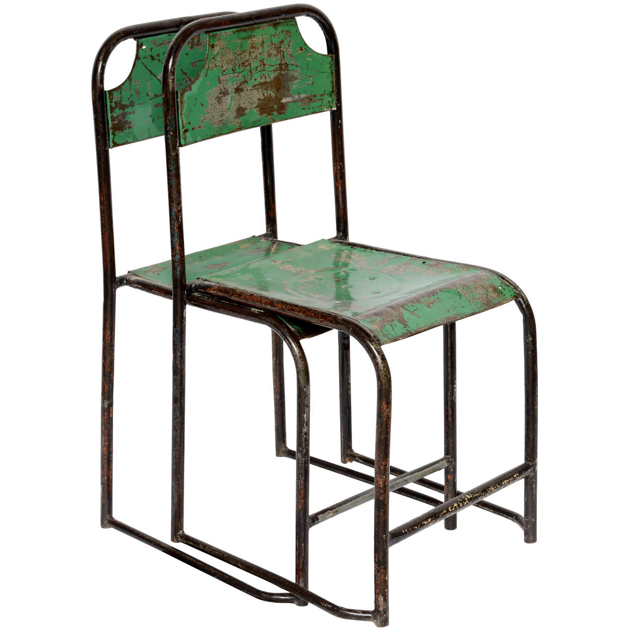 Prvintage metal chairs from Java at 1stdibs : X from www.1stdibs.com size 1280 x 1280 jpeg 105kB