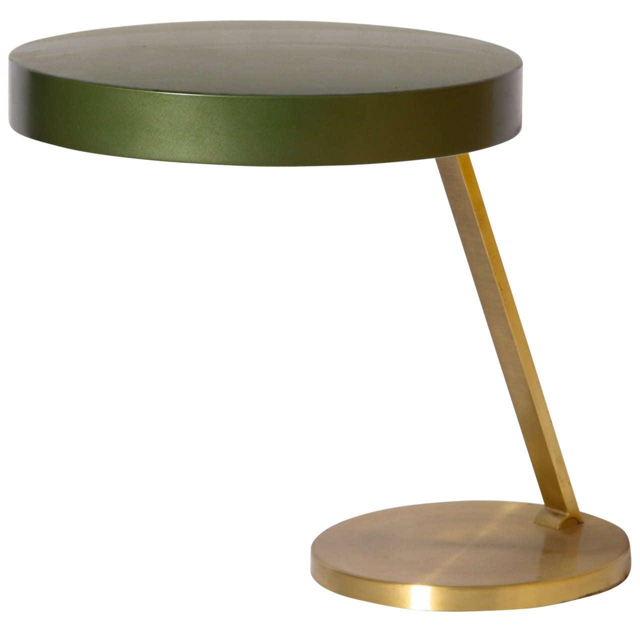 christian dell kaiser idell office or desk lamp. Black Bedroom Furniture Sets. Home Design Ideas