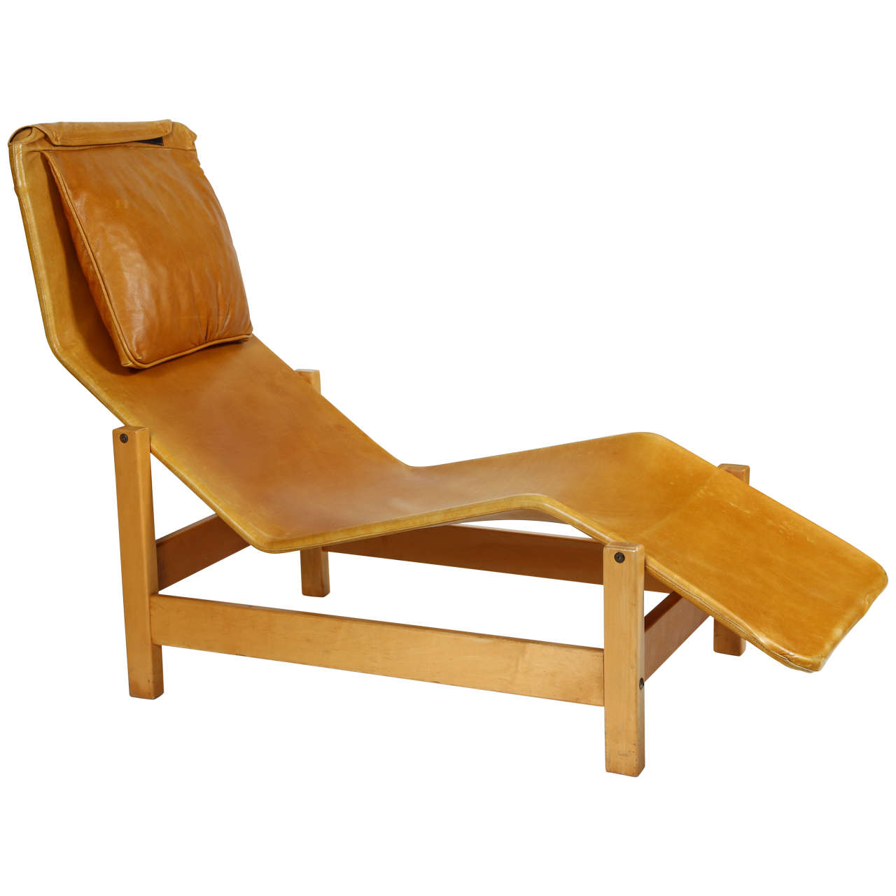 Swedish chaise lounge at 1stdibs - Chaise longue montreal ...