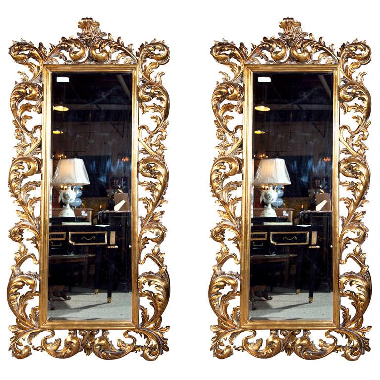 Best Full Length Baroque Mirror For, Gold Baroque Mirror Full Length