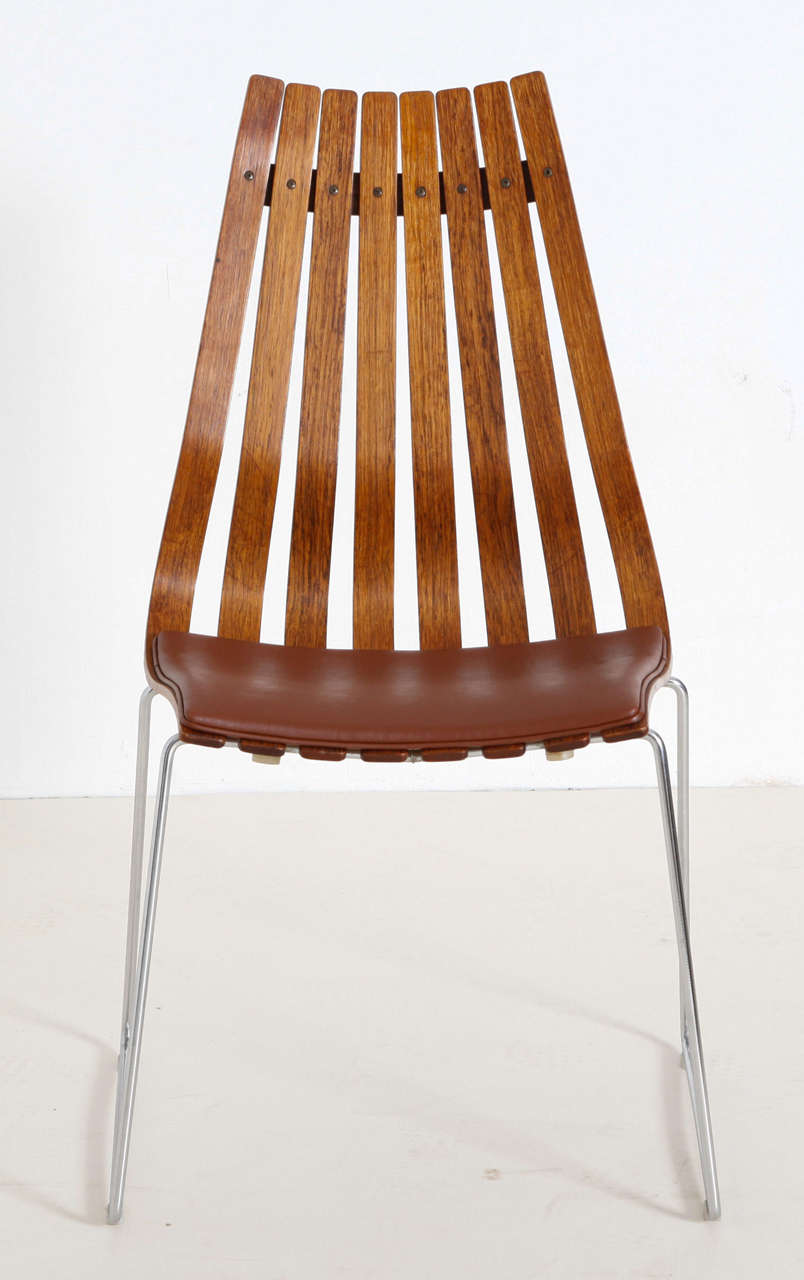 Hans brattrud chairs for sale at 1stdibs for Furniture hove