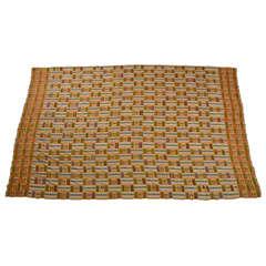 African Ashanti Kente Cloth