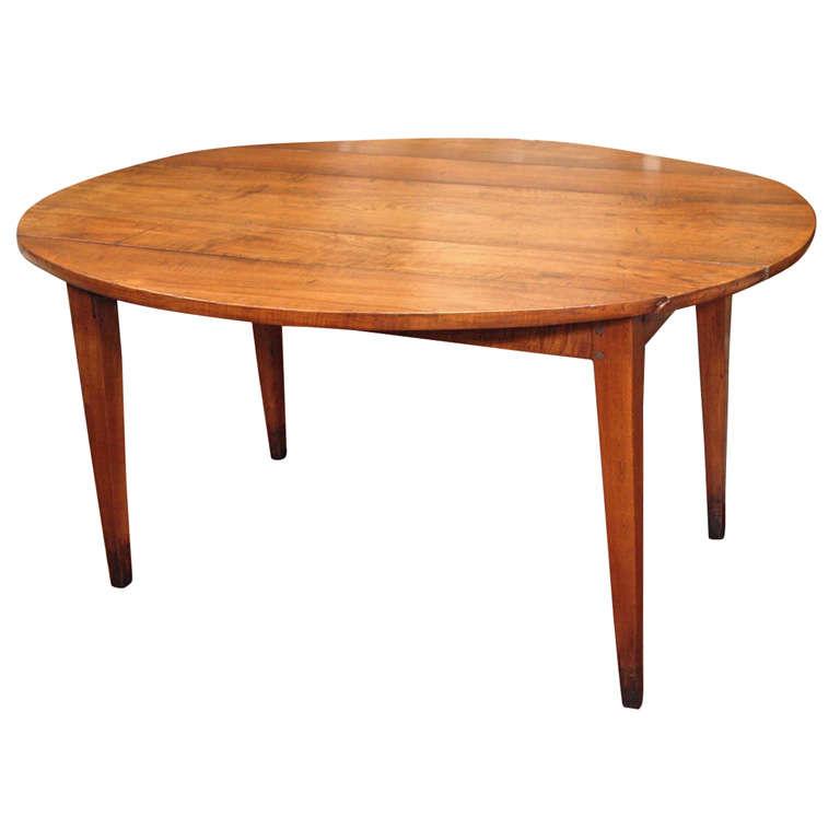 Oval Farm Table at 1stdibs : xP6180173 from 1stdibs.com size 768 x 768 jpeg 28kB