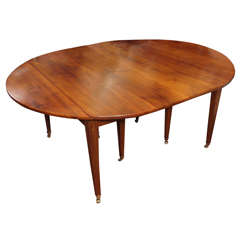 Directoire  Dining Table