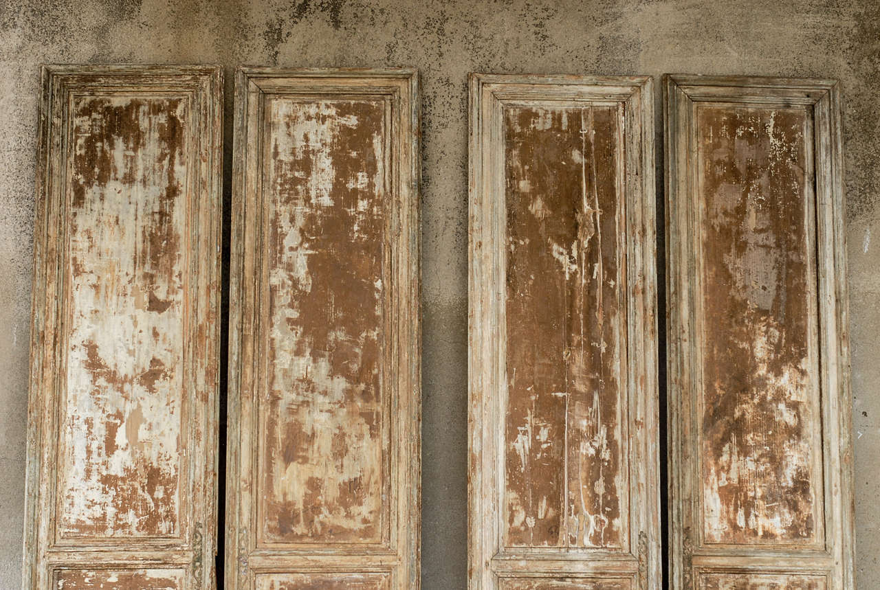 French door panels at 1stdibs for 10 panel french door