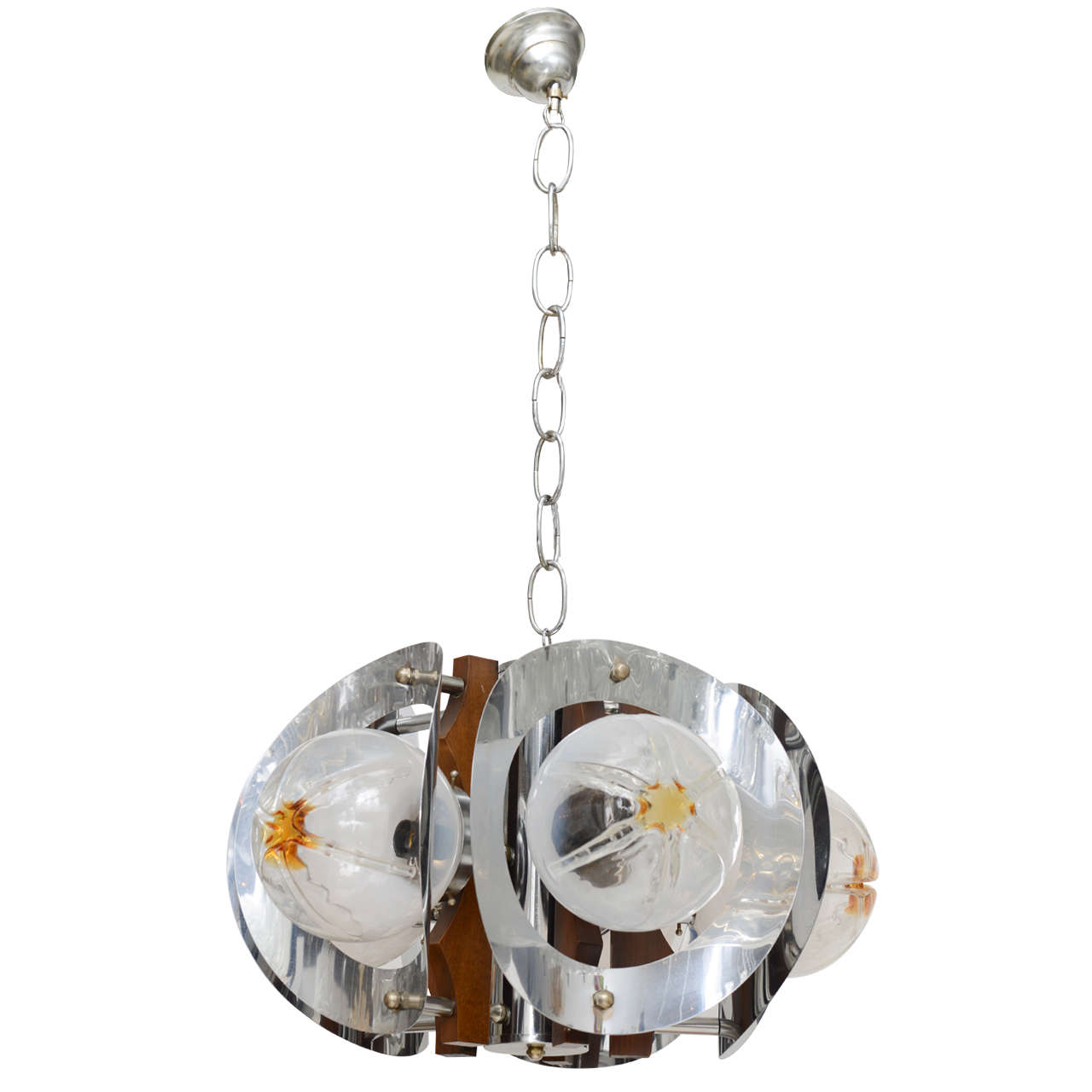 Mid Century Modern Light Fixture At 1stdibs