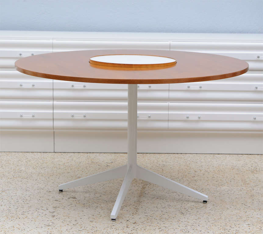 George Nelson Quot Lazy Susan Quot Dining Table For Herman Miller