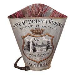 Chateau Doisy-Vedrines Grape Hotte
