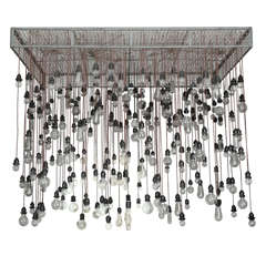 285 Bulb Industrial Chandelier