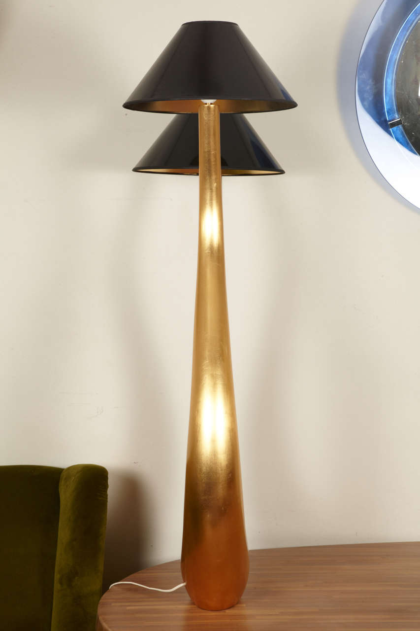 """""""Lyre"""" lamp by Philippe Cuny 7"""
