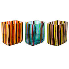 'Babele' Glass Vase