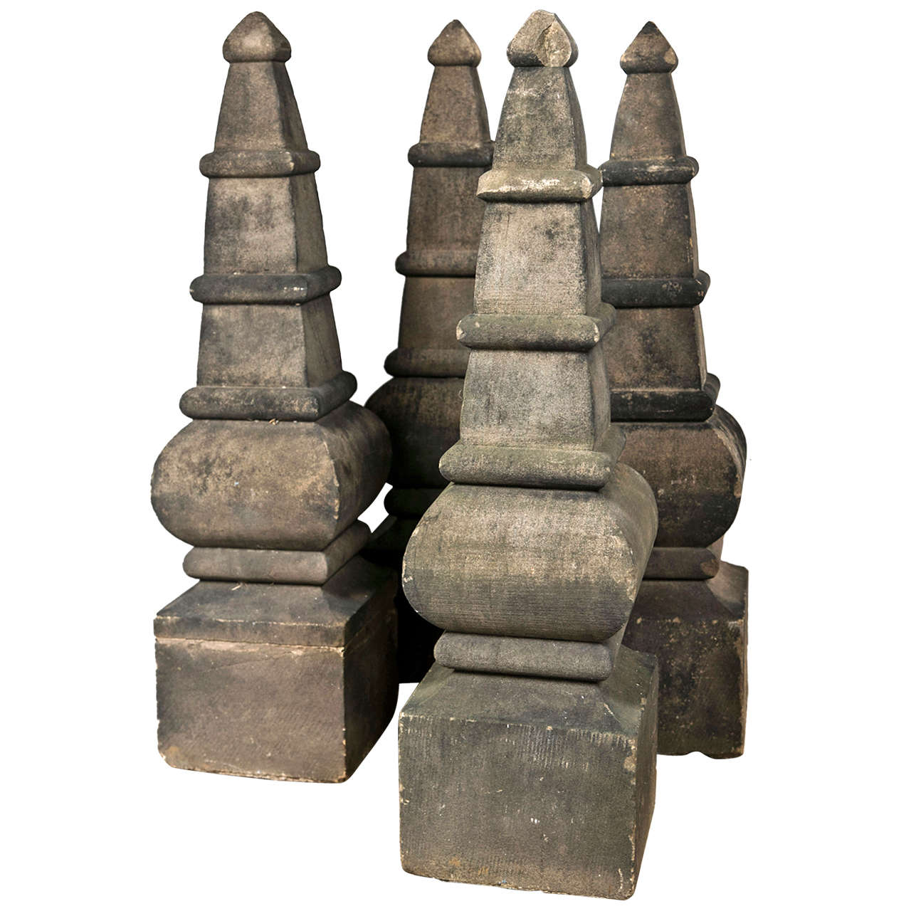 Genial Stone Obelisk For Sale