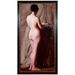 H. Farlow, Early 20th Century Nude Study II