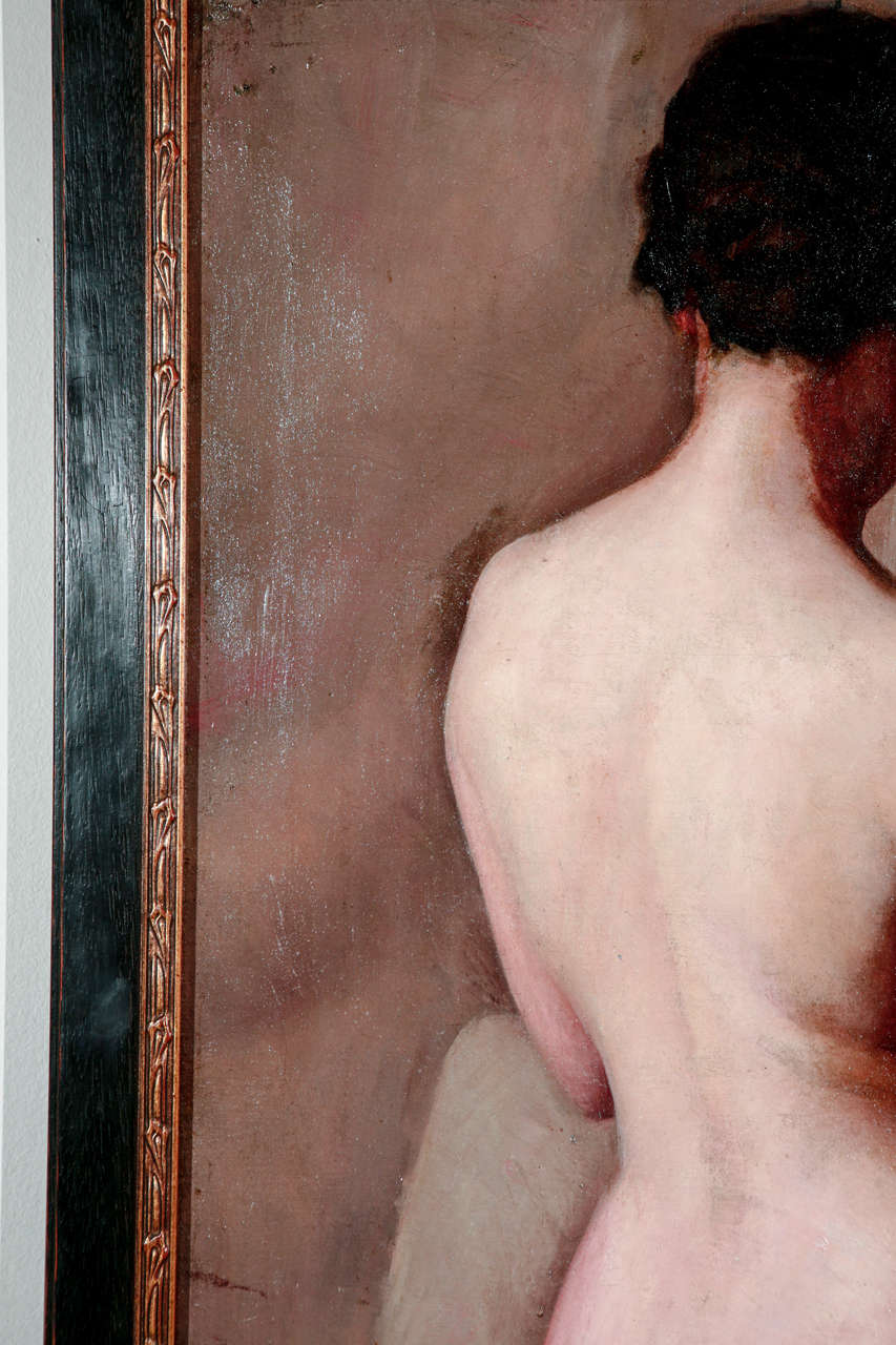 H. Farlow, Early 20th Century Nude Study II For Sale 4