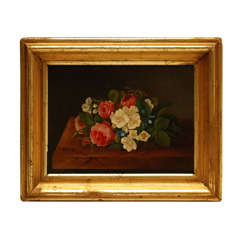 Classic 19th c  Still Life Painting