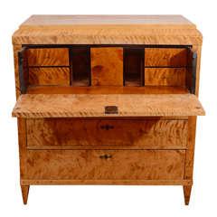 Biedermeier Butler's Desk