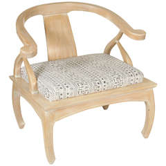 Ming Dynasty Style Chair