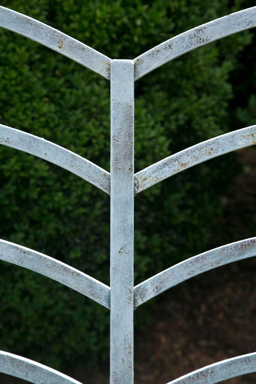 Regency Graphic English Garden Seat