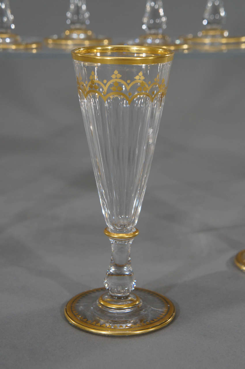Th Century Glass Goblets