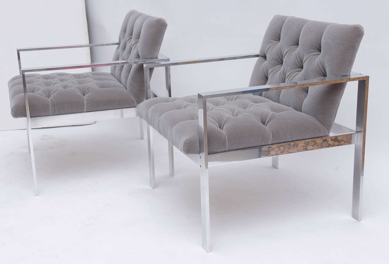 American Harvey Probber Lounge Chairs For Sale