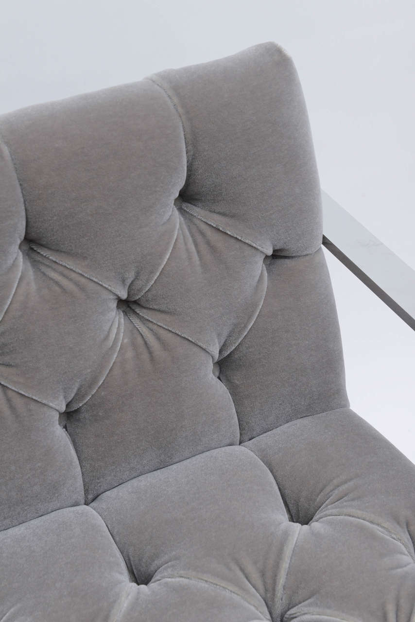 Harvey Probber Lounge Chairs In Good Condition For Sale In West Palm Beach, FL