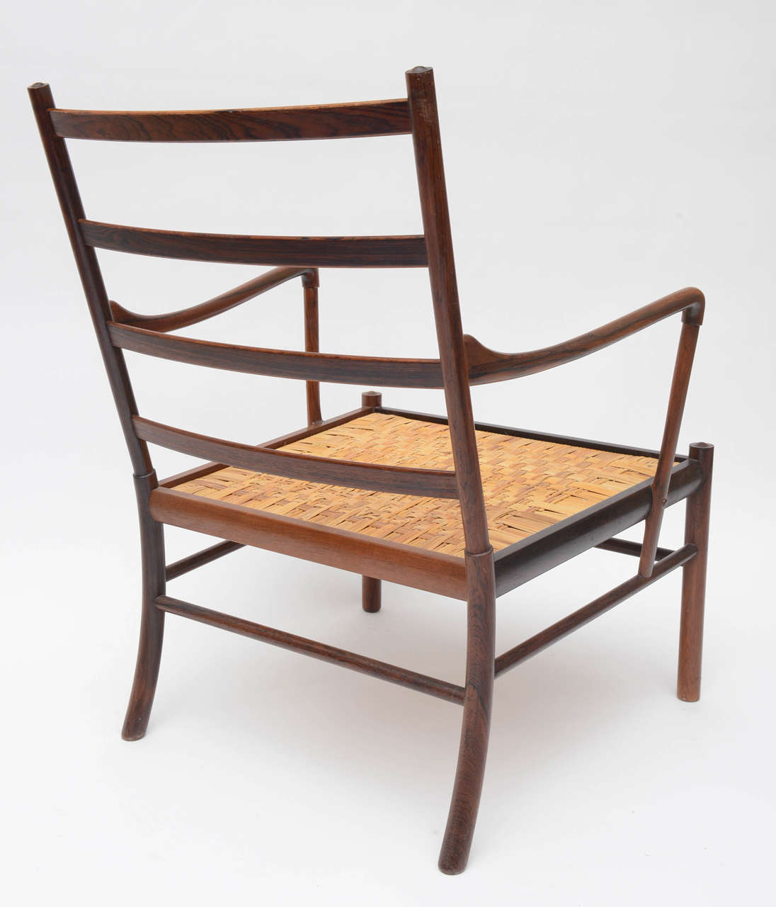 Colonial Armchair: Ole Wanscher Colonial Armchair At 1stdibs