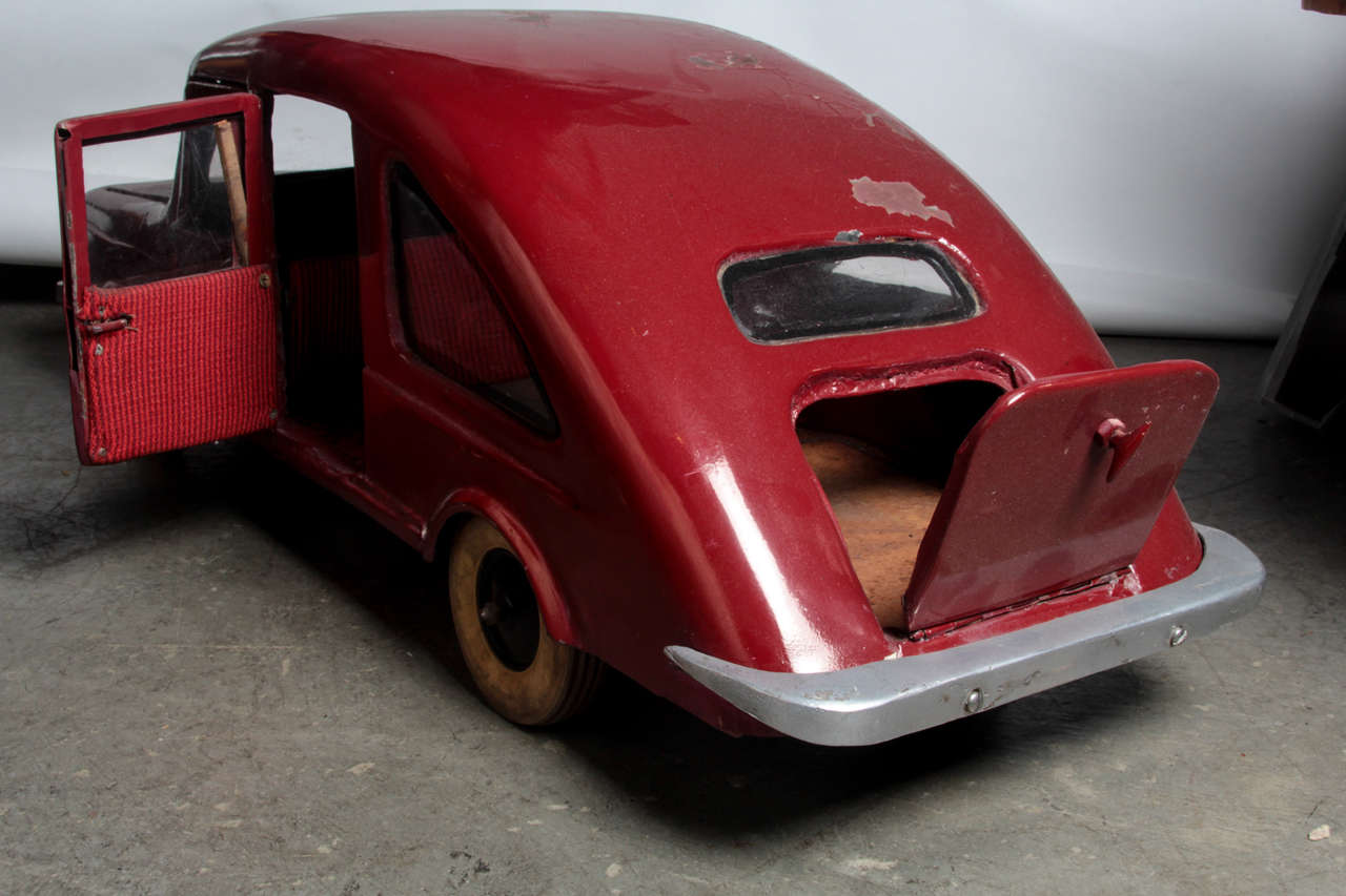 Fantasy Scratch Built Automobile 8