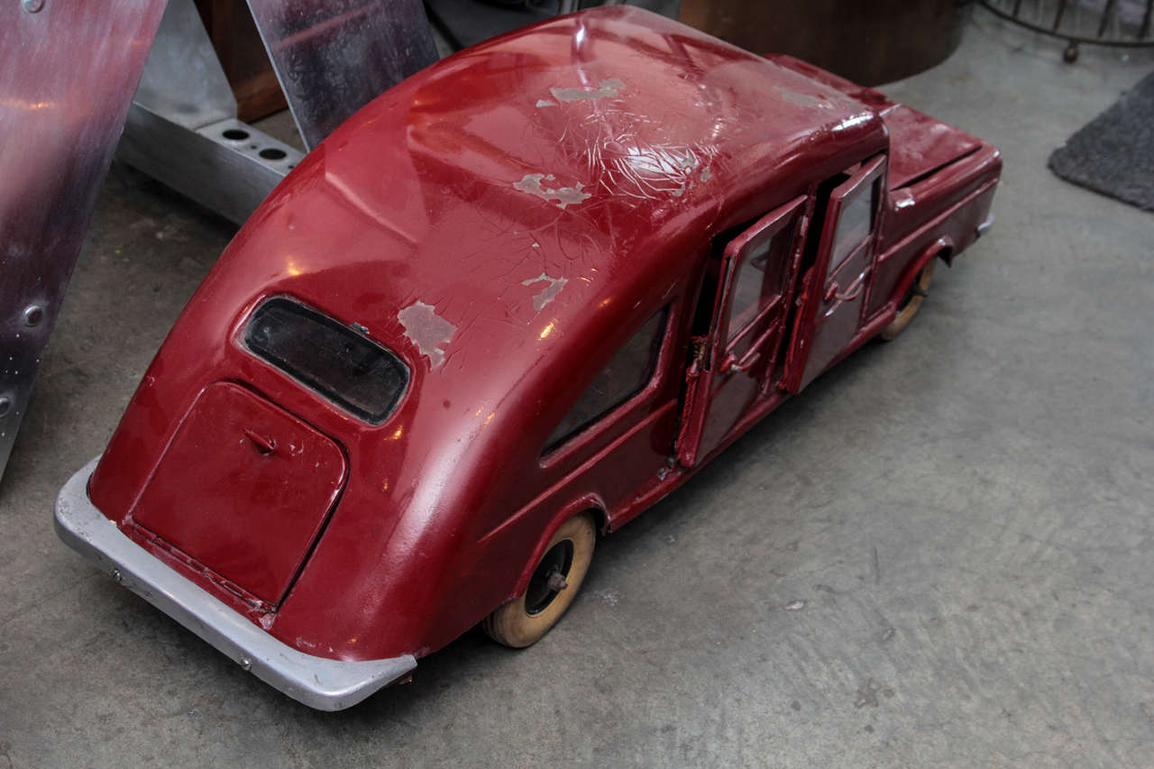 Fantasy Scratch Built Automobile 9