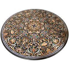 Incredible Pietra Dura Table Top