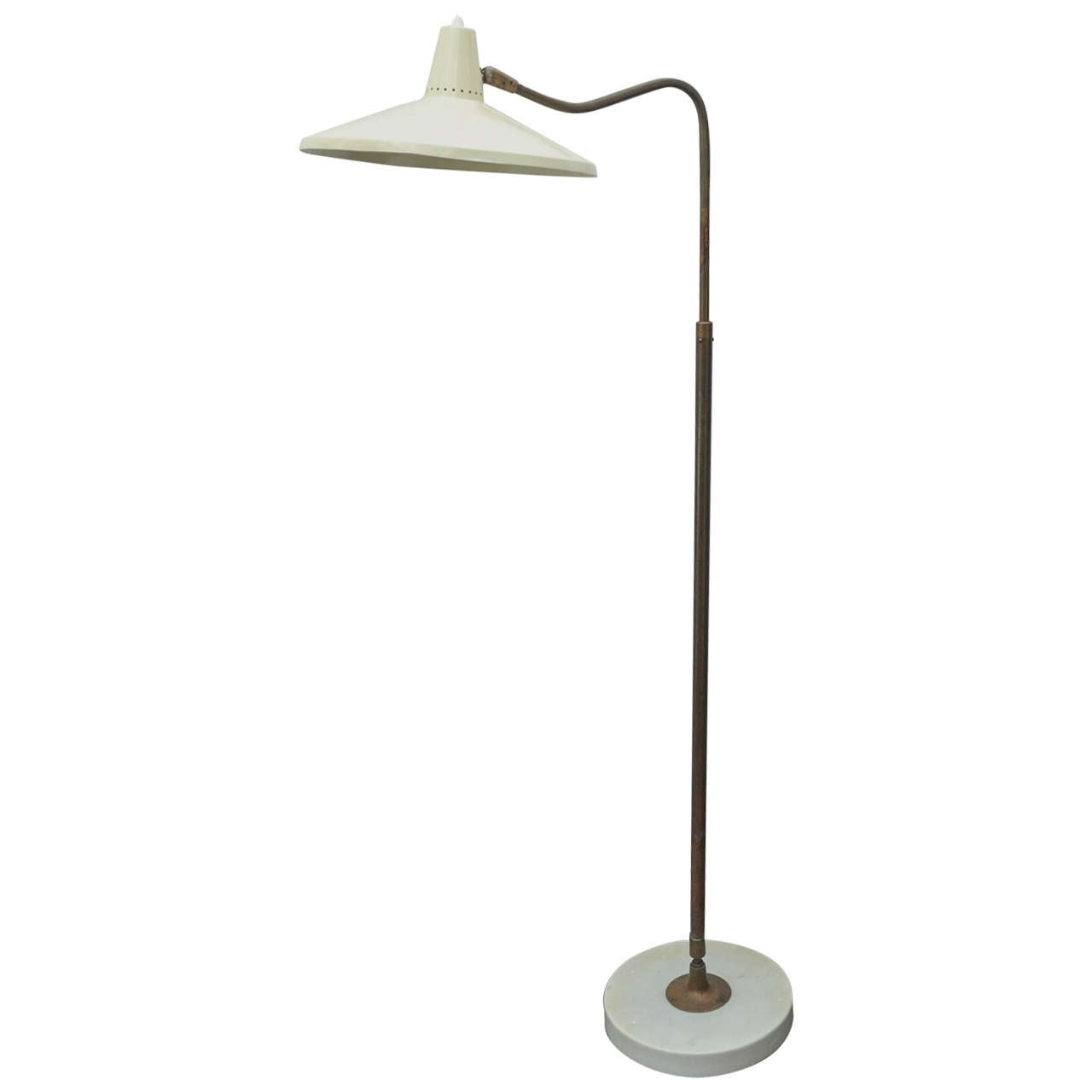 Adjustable Floor Lamp by Ostuni for O-Luce