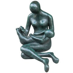 Modern Bronze by Carol Z
