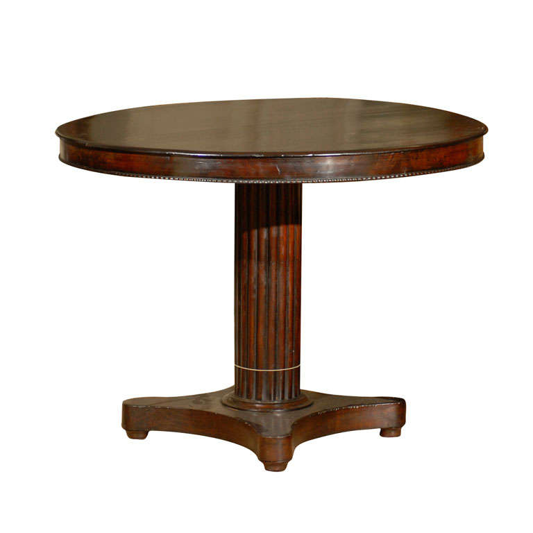 Louis philippe table at 1stdibs for Table ronde louis philippe
