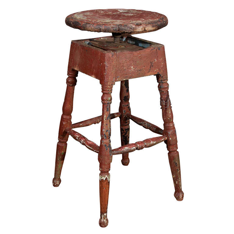 Wooden Drafting Stools ~ X img g
