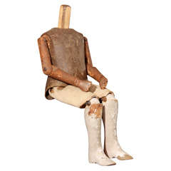 Articulated Child Mannequin/Form