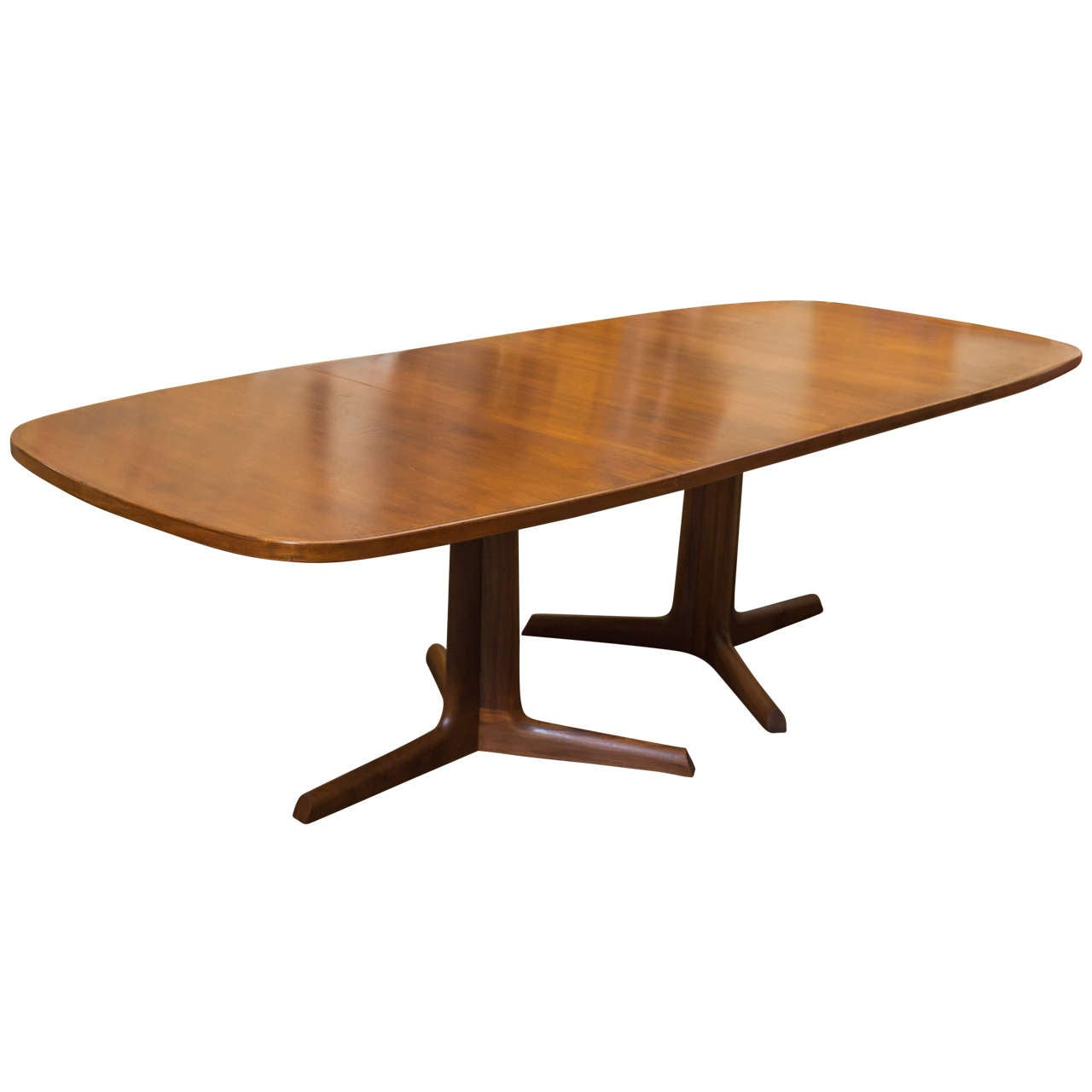 1950 39 s danish rosewood dining table at 1stdibs