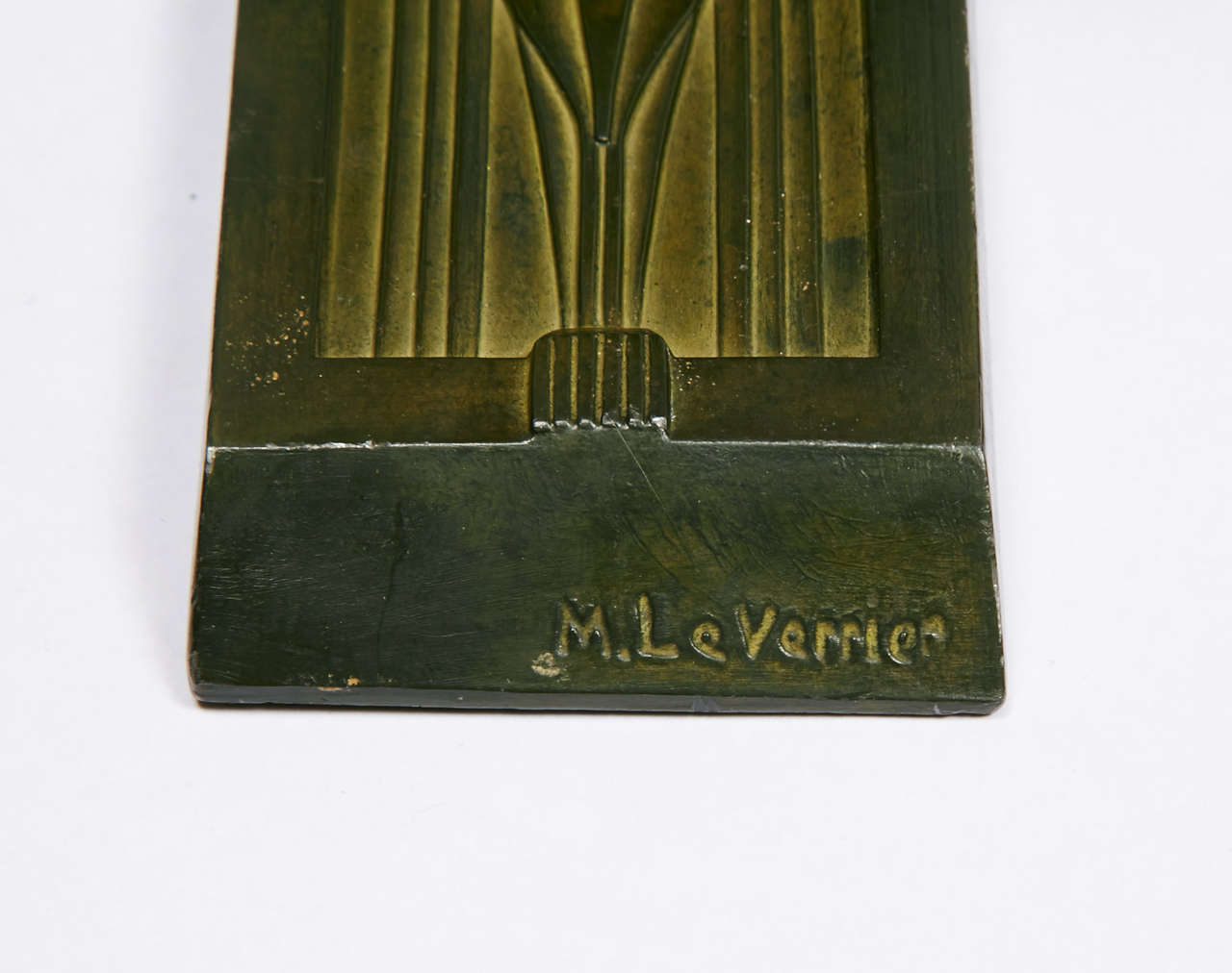 French Art Deco Sconces Signed by Max Le Verrier, circa 1920-1930 In Good Condition For Sale In Paris, FR