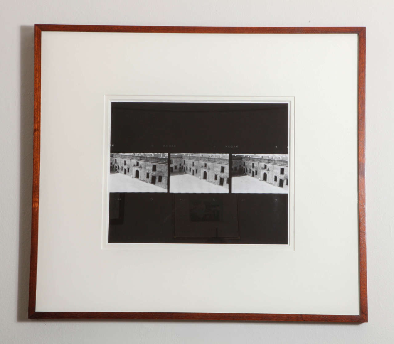 Two Framed Photographic Prints by Thomas League 2