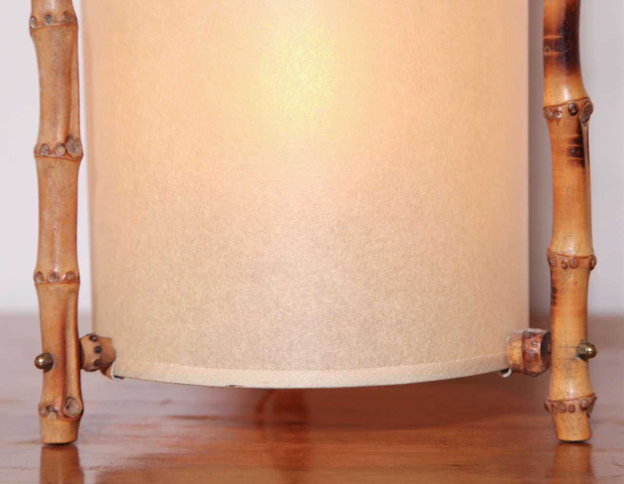 Bamboo Table Lamp 7