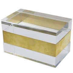 Gabriella Crespi Box