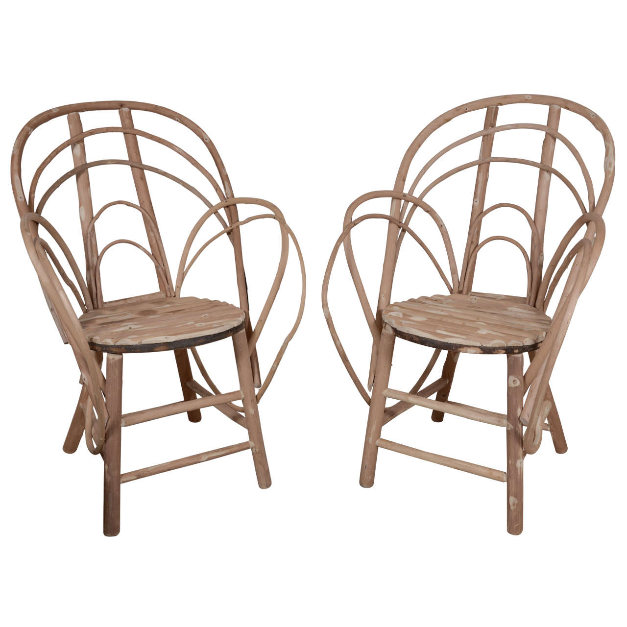 Twig Dining Chairs For Sale