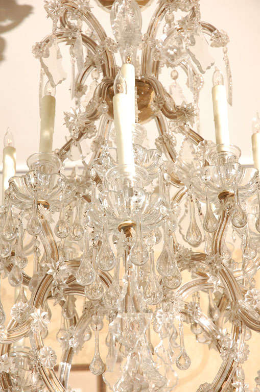 Maria Theresa Chandelier For Sale At 1stdibs