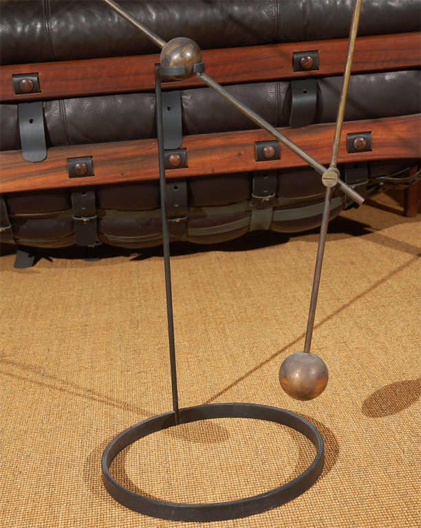Pierre Guariche Equilibrium Floor Lamp 4