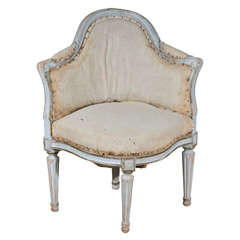 French Charming Small Original Chair