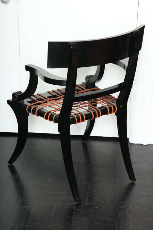 Lee calicchio ltd klismos inspired arm chairs for sale at for Furniture 2 inspire ltd