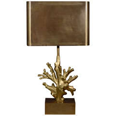 Lamp by Christiane Charles for Maison Charles